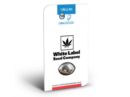 Female Mix - White Label | Sensi Seeds