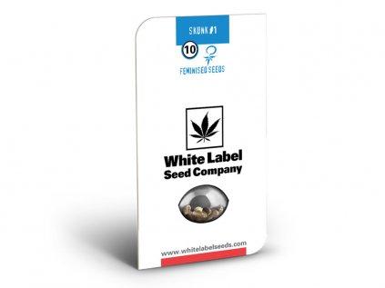 Skunk #1 - White Label | Sensi Seeds