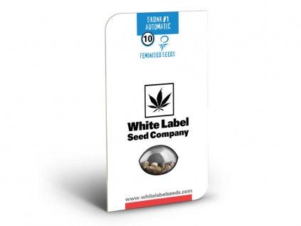 Skunk #1 Auto - White Label   Sensi Seeds