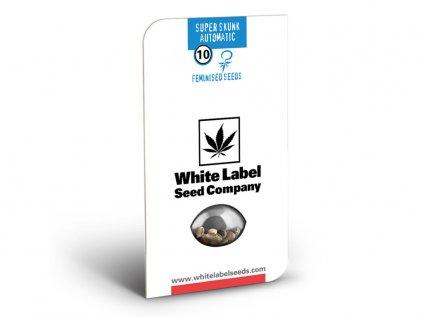 Super Skunk AUTO - White Label | Sensi Seeds