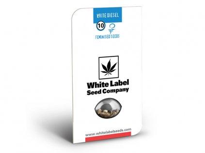White Diesel - White Label | Sensi Seeds