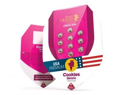 Cookies Gelato | Royal Queen Seeds