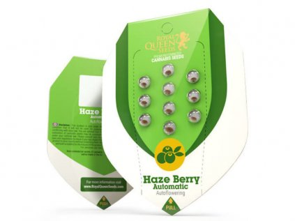 Haze Berry AUTO   Royal Queen Seeds