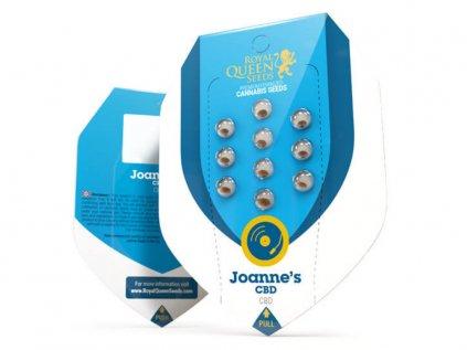 CBD Joanne's | Royal Queen seeds