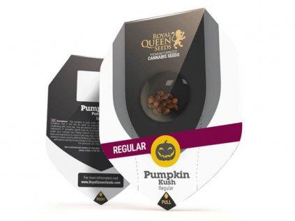 Pumpkin Kush - Reg.   Royal Queen Seeds