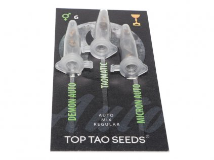Auto mix 3x2ks | Top Tao Seeds