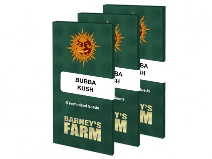 Bubba Kush™   Barneys Farm