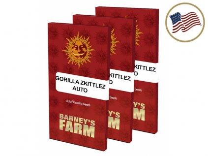 Gorilla Zkittlez AUTO™ | Barneys Farm