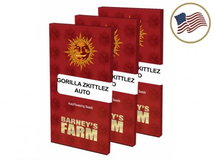 Gorilla Zkittlez AUTO™   Barneys Farm