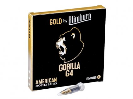 Gorilla Glue #4 | Blimburn Seeds
