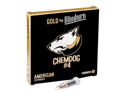 Chemdog #4 | Blimburn Seeds
