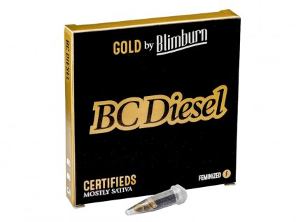 BC Diesel   Blimburn Seeds