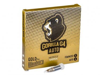 Gorilla Glue #4 AUTO | Blimburn Seeds