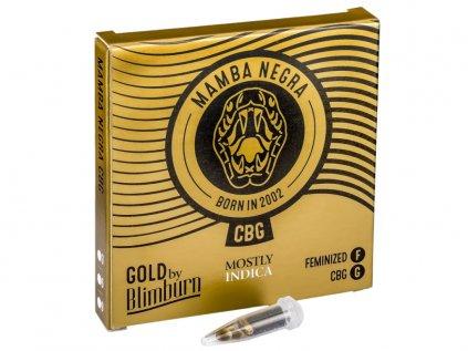 Mamba Negra CBG   Blimburn Seeds
