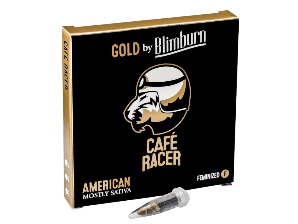 BLIMBURN SEEDS CAFE RACER Počet ks Feminizované: 9