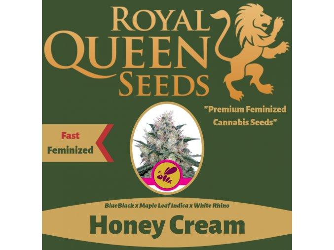 Honey Cream Fast