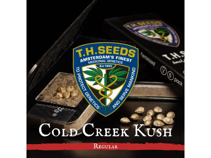 Cold Creek Kush - Regular