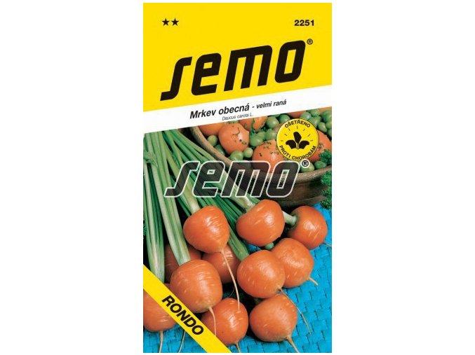 2251 semo zelenina mrkev obecna rondo 269x500