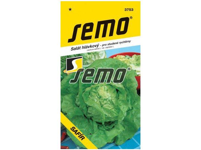 3753 semo zelenina salat hlavkovy safir 269x500