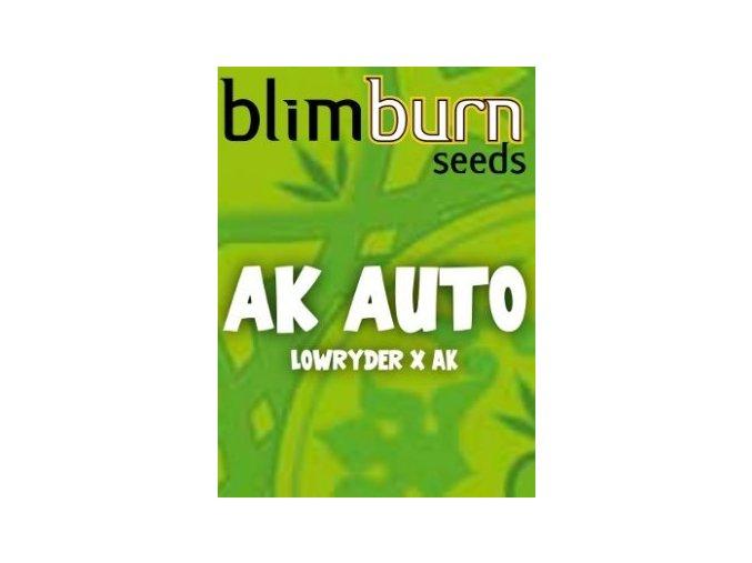 blimburn seeds AUTO AK