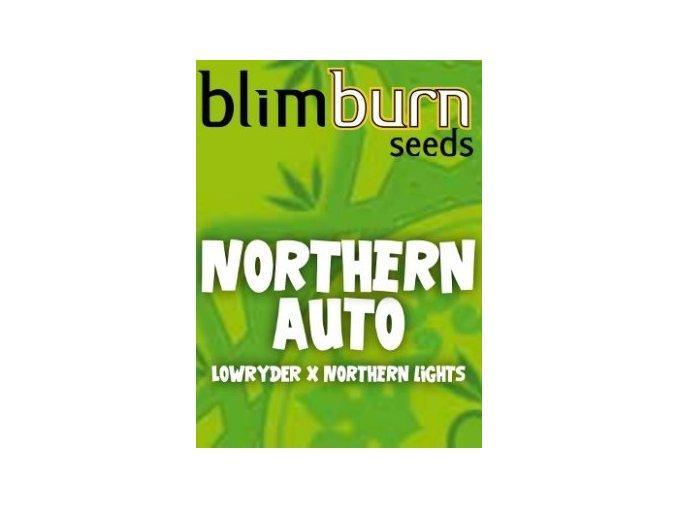 blimburn seeds AUTO northern