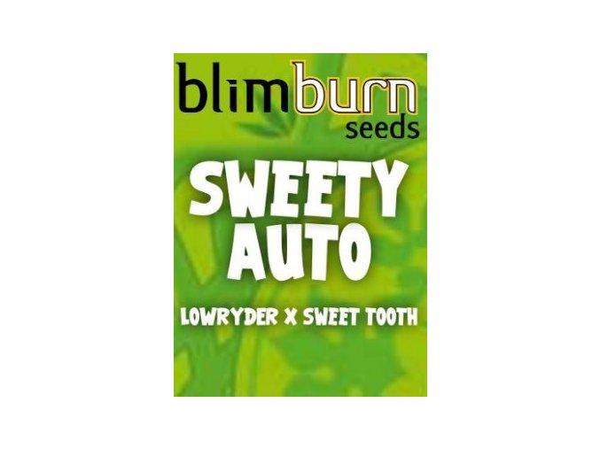 blimburn seeds AUTO SWEET