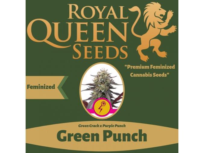 Green Crack Punch