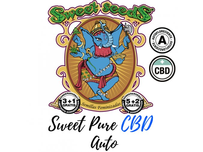 Sweet Pure Auto CBD®