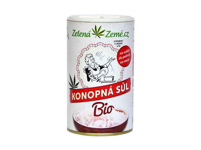 konopná sůl bio
