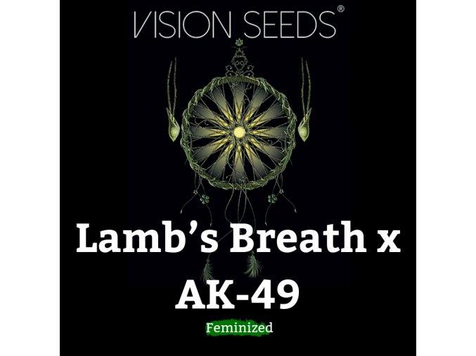 Lamb's Breath x AK-49