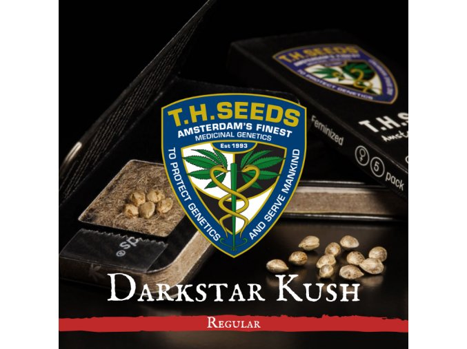 Darkstar Kush - Regular
