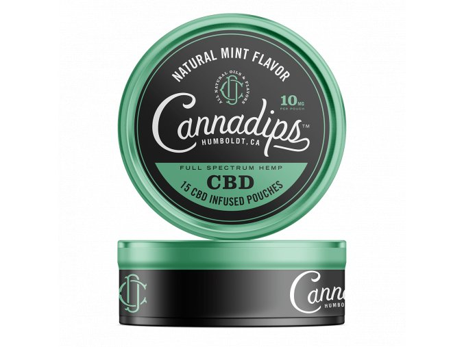 Cannadips Mint Tin