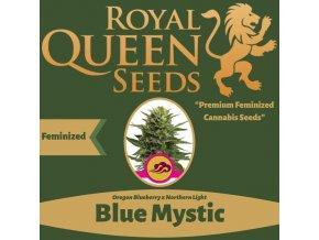 Blue Mystic