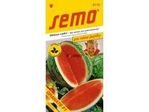 Meloun vodní GRANATE