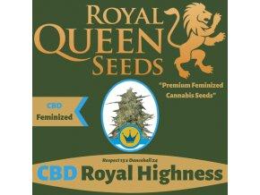 CBD Royal Highness