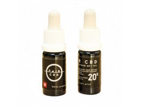 Fair: CBD olej 20% Broad Spektrum MCT 10 ml