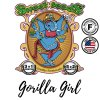 Gorilla Girl F1 Fast Version