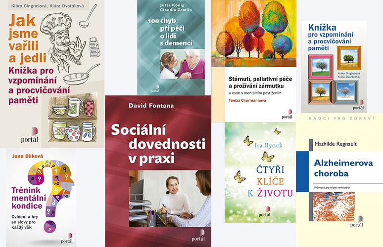 Knihy pro aktivizaci seniorů