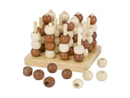 Stolní hra 3D piškvorky