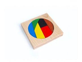 hlavolam kruh barvy 1