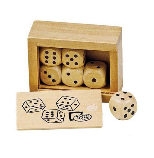 GOKI Stolní hra Hrací kostky
