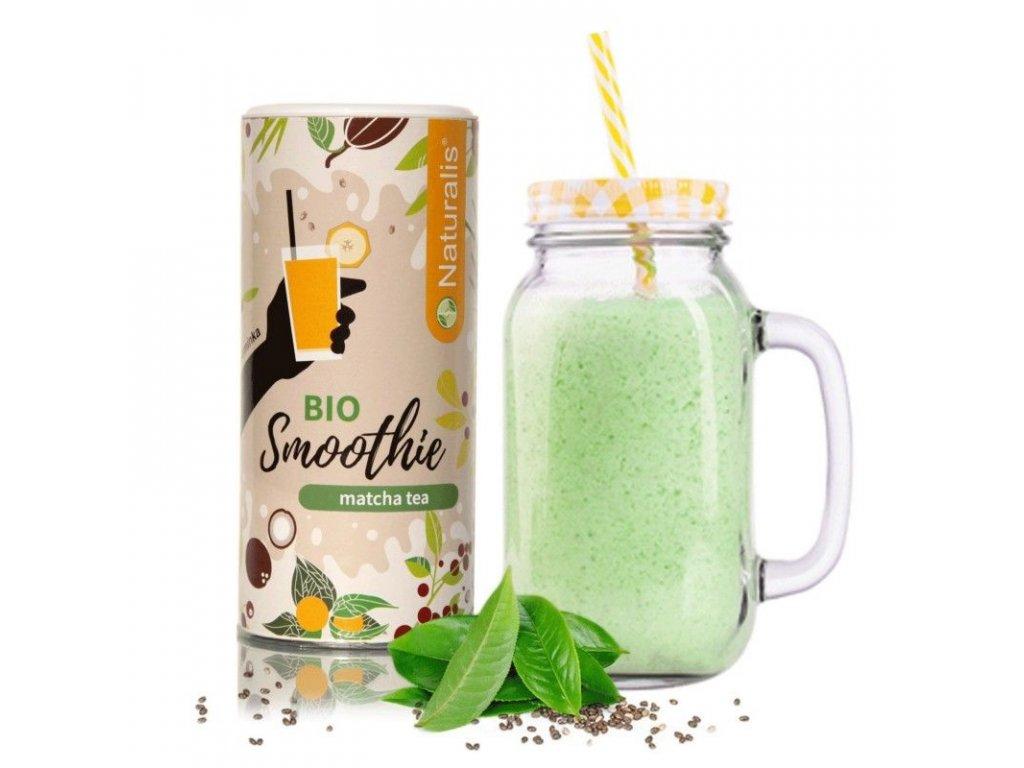 135 smoothie naturalis s matcha tea bio 180g 8594182801347