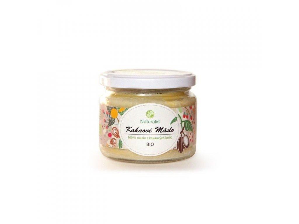 71 kakaove maslo naturalis bio 300ml 8594182800241
