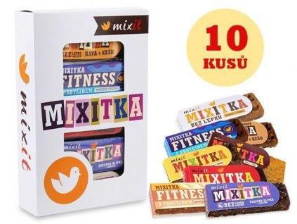 darkova krabicka Mixitek (10 ks)