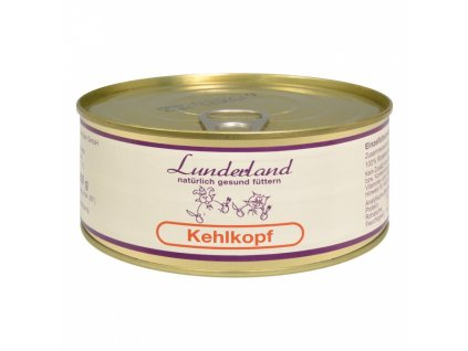 konzerva pro psy a kocky hovezi hrtan lunderland 300 g original