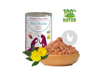 konzerva pro psy kureci maso s jahly bio default