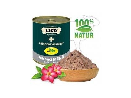 konzerva pro psy jehneci s ryzi a cuketou lico default