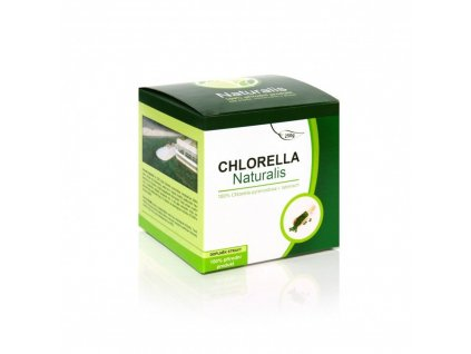 40 chlorella naturalis 250g 8594182800029