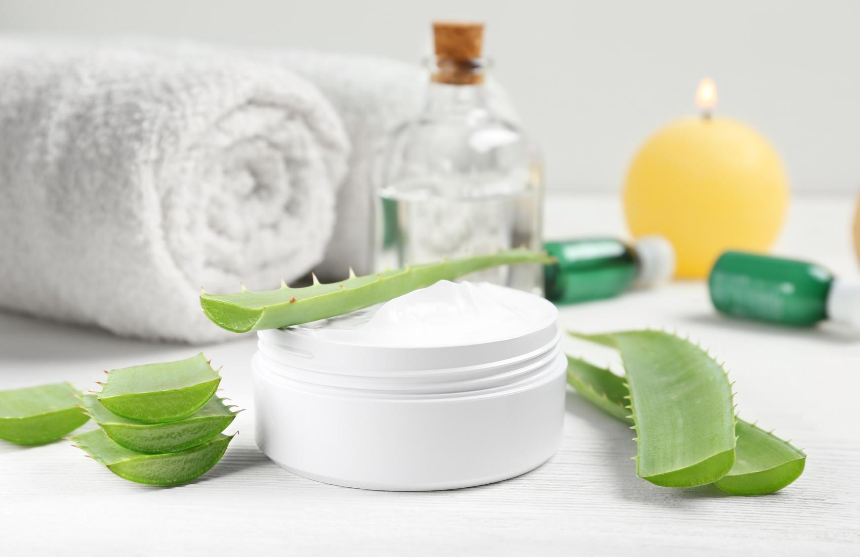 Prokázané účinky aloe vera na pokožku i vlasy