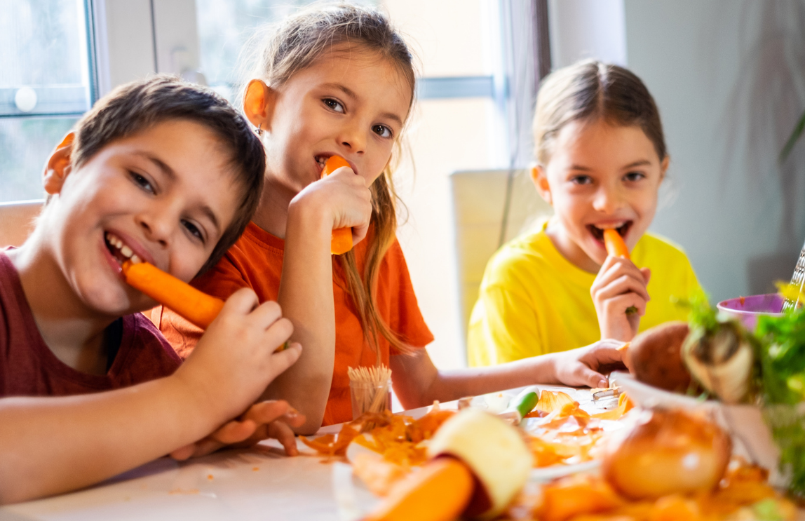 Jaké vitamíny děti potřebují pro silnou imunitu a zdravý vývoj?